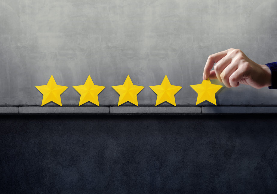 Getting 5-star local reviews
