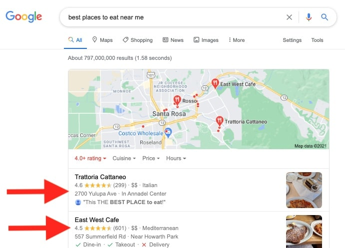 How to Create a Google My Business Listing 1